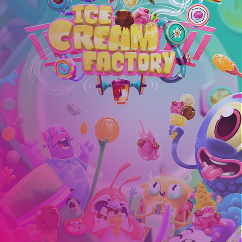 jeu ice cream factory